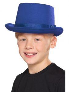 Palarie joben albastru copii