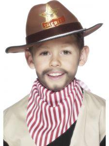 Palarie cowboy copil