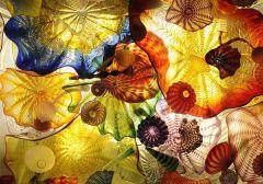 Fototapet Startonight Hipnotic, luminos in intuneric, 3.66 x 2.56 m