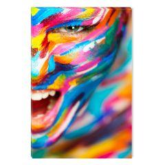 Tablou DualView Startonight Emotii, luminos in intuneric, 80 x 120 cm