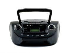 Radio cu MP3 Player Fepe FP-201U, USB, SD card, AM/FM/SW1/SW2, culoare neagra