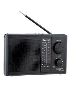 Radio cu MP3 Player Golon RX-F18UR FM/AM/SW4, USB, SD, Negru