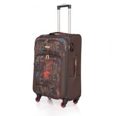 Troler Colage Red 67X41X26 Cm Lamonza