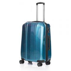 Troler Glitz 68X47X28 Cm Lamonza bleu