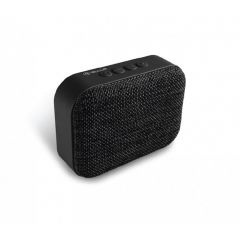 Boxa portabila Bluetooth Tellur Callisto, Intrare AUX, Slot card MicroSD, Radio FM, Microfon, Negru