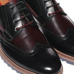 Pantofi barbati Nordis negri, 42