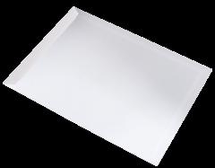 Set 10 plicuri C4 alb siliconic