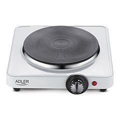 Plita Electrica Adler cu 1 Arzator si Control Temperatura, Putere 1500W