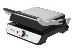 Gratar - gril electric, putere 2000W si control temperatura, functie de 180 grade
