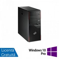 Calculator Reconditionat FUJITSU SIEMENS Esprimo P700 Tower Intel Core i3-2120 3.30GHz 4GB DDR3 320GB HDD DVD-ROM + Windows 10 Pro
