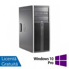 Calculator Reconditionat HP Compaq 6200 Pro MT Intel Pentium G620 2.60GHz 8GB DDR3 500GB DVD-RW + Windows 10 Pro