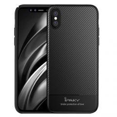 husa_de_protectie_i_p_a_k_y_carbon_fiber_pentru_apple_i_phone_x_negru_0
