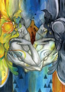 Puzzle 1000 piese - Duality-PATRICIA ARIEL