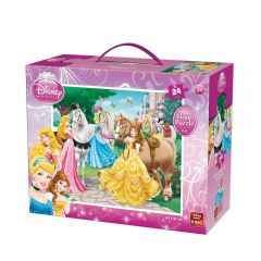 Puzzle 24 piese mari Princess