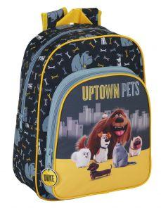 Ghiozdan scoala jr THE SECRET LIFE OF PETS