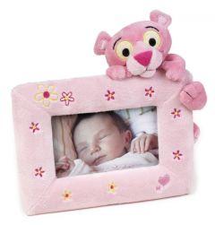 Jucarie din plus - Rama foto bebelus 20x14 cm