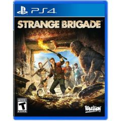 Strange Brigade pentru PlayStation 4