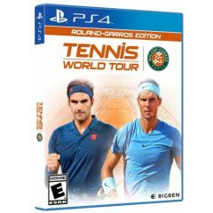Joc Tennis World Tour: Roland-Garros Edition pentru PlayStation 4