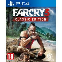 Joc Far Cry 3 Classic Edition pentru PlayStation 4