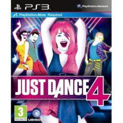 Just Dance 4 pentru PS3