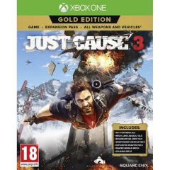 Joc Just Cause 3 Gold Edition pentru Xbox One