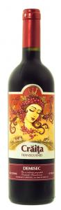 Vin rosu demisec Craita Transilvaniei 0.75L