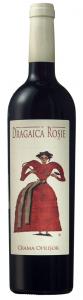 Vin rosu Dragaica Rosie 0.75L