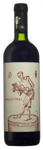 Vin rosu sec nefiltrat Menestrel Rotenberg Merlot Ceptura 0.75L