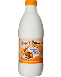 Lapte batut Covalact de Tara 2% grasime 900g