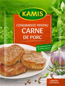 Condimente pentru carne de porc Kamis 25g