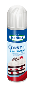 Frisca tub Meggle Creme Patisserie 250ml
