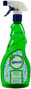 Dezinfectant suprafete mici cu mar Igienol 750ml