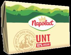 Unt 82% grasime Napolact 200g