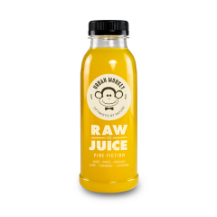 Suc natural cu turmeric Urban Monkey 330ml