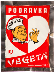 Baza pentru mancaruri Podravka Vegeta 75g