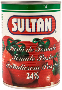 Pasta de tomate Sultan 400g