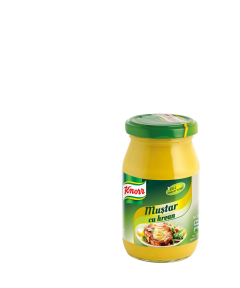Mustar cu hrean Knorr 270g