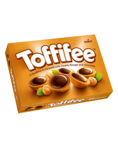 Bomboane ciocolata Toffifee 400g