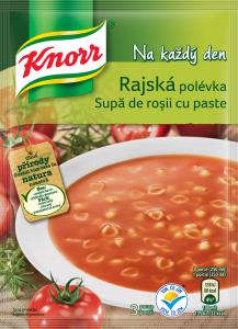 Supa instant de rosii cu paste Knorr 70g