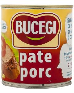 Pate de porc Bucegi 300g