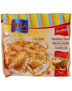 Placinta familie cu branza dulce si stafide Bella 1kg