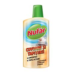 Detergent lichid covoare si tapiterii Nufar, 500ml