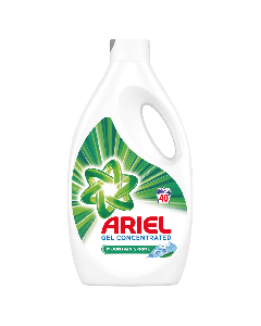 Detergent automat lichid Ariel Mountain, 40 spalari, 2.2l