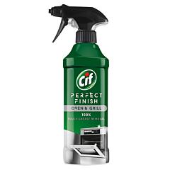 Solutie spray degresant cuptor Cif 435ml