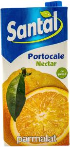 Nectar de portocale cu pulpa Santal 2L