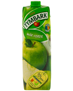 Suc de mere verzi Tymbark 1L