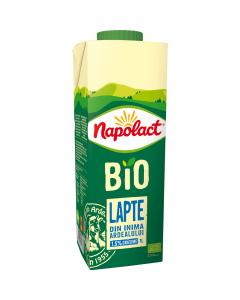 Lapte bio 1.5% Napolact 1L