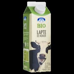 Lapte bio 3.5% grasime Monor 1L