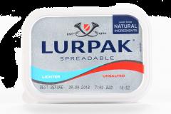 Unt light nesarat Lurpak 200g