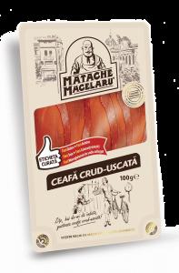 Ceafa Crud Uscata Matache Macelaru 100g
